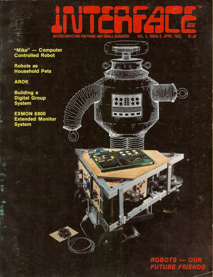 April 1977 Interface Age Magazine