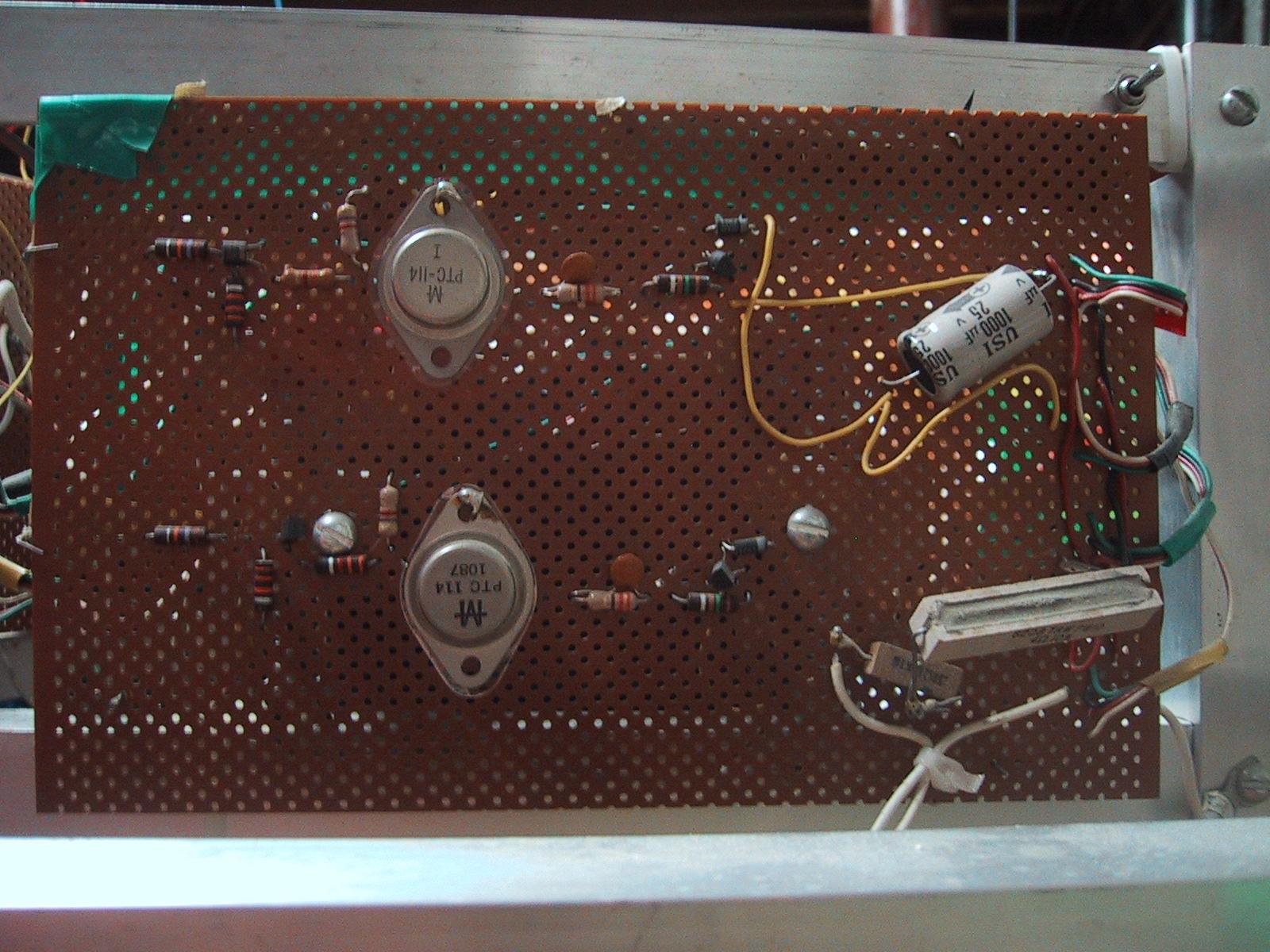 Directional Control Circuit